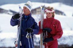 滑雪就要耍帅!名人们滑雪装灵感look